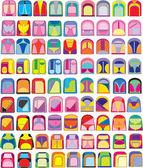 Backpacks — Stock Photo