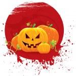 Halloween pumpkin — Stock Vector #13258305