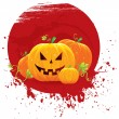 Halloween pumpkin — Stock Vector #13258305