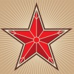 Stars for logo — Stock Vector