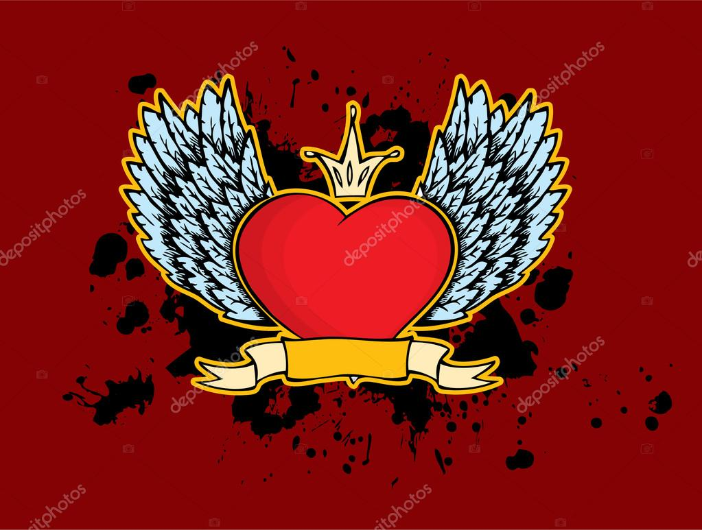 Vector illustration of set Hearts — Stock Vector #13283131