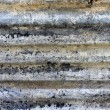 Stock Photo: Old corrugated Iron