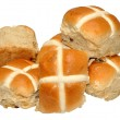 Easter Hot Cross Buns — Stock Photo #41956001