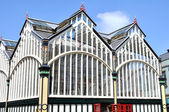 Victorian Market Building — Stock Photo