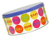 Decorative Cake Tin — Foto Stock