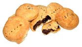 Eccles Cakes — Stockfoto