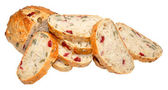Cranberry And Sunflower Seed Bread Loaf — ストック写真