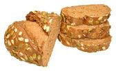 Pumpkin Seed Bread — Stock Photo