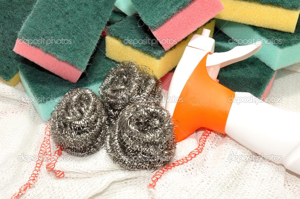 http://st.depositphotos.com/1777829/5039/i/950/depositphotos_50399287-Sponge-And-Metal-Cleaning-Scourers.jpg