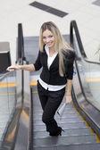Mulher de negócios — Fotografia Stock
