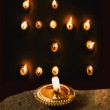 Diyas — Stock Photo #39449553