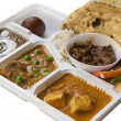 Indian Thali food — Stock Photo #39444801