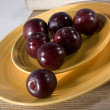 Plums — Stock Photo #39446965