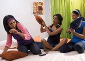 Women having fun — Stock Photo