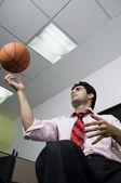 Dirigeant de basket-ball — Photo