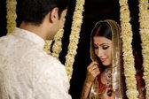 Bröllopsceremonin — Stockfoto