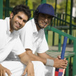 Cricket players — Stock Photo #39450021