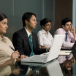 Stock Photo: Business executives