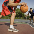 Basketball players — Stock Photo #39454011