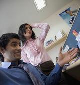 Executives — Stock Photo