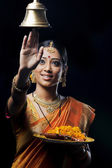 Puja — Stock Photo