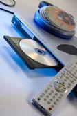 CD player — Stock Photo