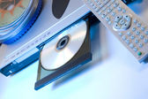 CD player — Stock Photo