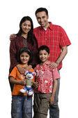 Família — Fotografia Stock