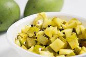 Mango pickle — Stock Photo