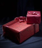 Gift boxes — Stock fotografie