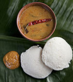 South Indian food — Stock Photo