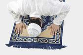 Muslimský muž — Stock fotografie