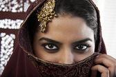 Muslim woman — Stock Photo