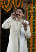 South Indian man — Stockfoto