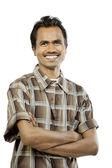 Indian man — Stock Photo