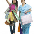 Indian mother and daughter — Stock Photo #45822511