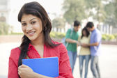 Young college student — Stock Photo