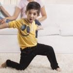 Cute little boy gesturing — Stock Photo #46455551