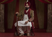 Sikh groom — Stock Photo