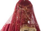 Gujarati bride — Stock Photo