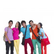 Young friends standing — Stock Photo #51105255