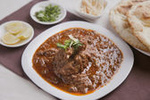 Delicious mutton curry — Stock Photo