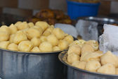 Vadas in container — Stock Photo