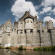 Gravensteen Castle — Stock Photo