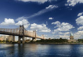 Ponte de Queensboro — Fotografia Stock