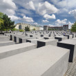 Stock Photo: Monument of Holocaust