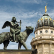 Stock Photo: Gendarmenmarkt