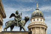 Gendarmenmarkt — Stock Photo
