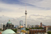 Berlin Skyline — Stock Photo