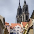 Historic Meissen — Stock Photo